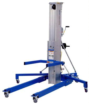 Where to find MATERIAL LIFT 25  650LB in Miami