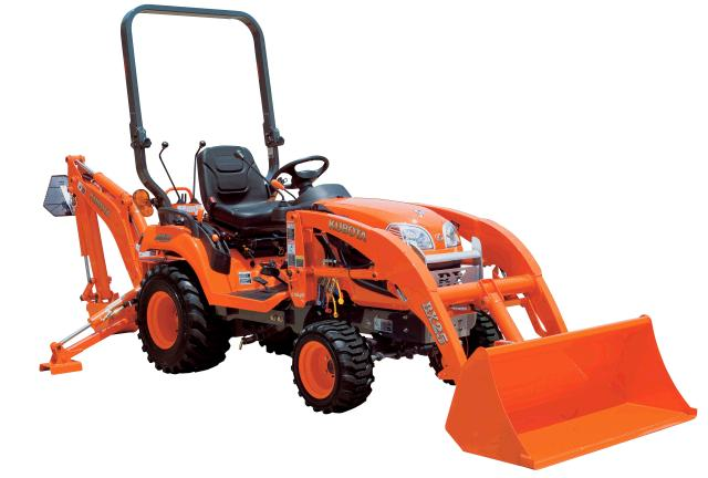 Where to find KUBOTA TRACTOR in Miami