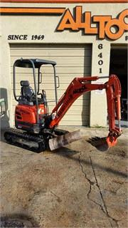Where to find KUBOTA U17 EXCAVATOR in Miami