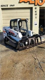 Where to find SKID-STEER, BOBCAT T550 TRACK LOADER in Miami