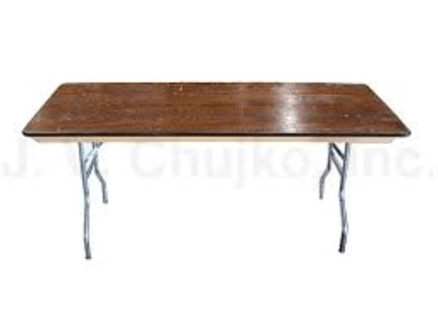 Where to find TABLE 8  x 30  FOLDING LEGS in Miami